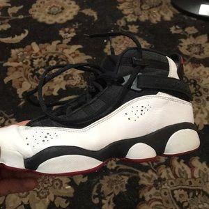 Air Joran basketball shoes
